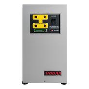 Regulador Electrónico De Voltaje Vogar® Bifásico 8 Kva