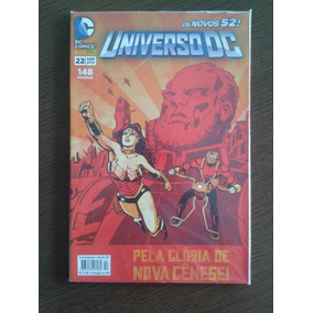 Universo Dc Vol. 22 (os Novos 52!)
