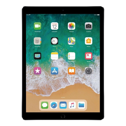 "IPad Apple Pro 2ª Generación 2017 A1670 12.9"" 64GB space grey com memória RAM 4GB"