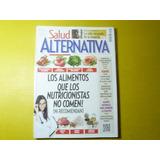 Revista Salud Alternativa Alimentos No Recomendables