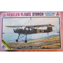 Fieseler Storch Maquete Aviao Plastimodelismo 1/48 Rarissimo