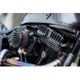 Harley Davidson Filtro De Aire Rough Crafts Parts Remate