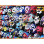 Mascaras De Luchadores Economicas.mayoreo.min 100 Mascaras!!