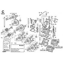 Empaque Cabeza #55 Para Motor Lonbardini 15ld440 Tengo + Ref