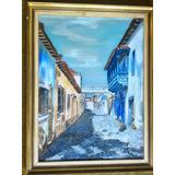 Cuadro De Oscar Arcila Famoso Pintor Colombiano