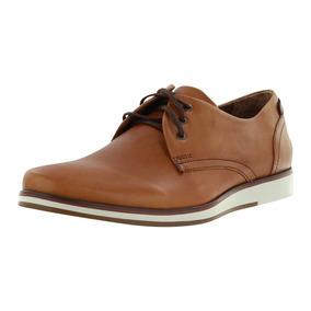 Zapato Derby Hombre Caballero Moderno Tan Dorothy Gaynor