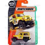 Matchbox # 120 - Toyota Land Cruiser Fj40 - 1/64 - Dvl21