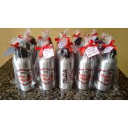 Kit 40 Squeezes Alumínio 500 Ml Natal Personalizadas