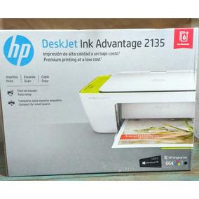 Impressora Multifuncional Hp Deskjet Ink Advantag 2135 Bivol