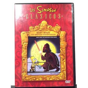 Los Simpson Bart Star Wars (nuevo Original) Dvd