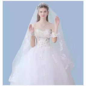 Vestido De Noiva Luxo