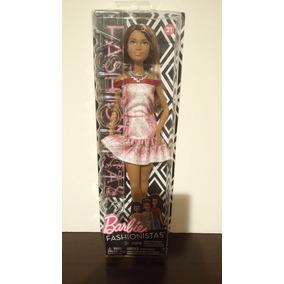 Boneca Barbie Fashionistas Pretty In Python