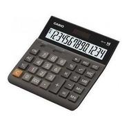 Calculadora Casio Dh-14-bk  Relojesymas