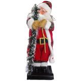 Muñeco Navidad Papa Noel Rojo 70 Cm - Envio Gratis