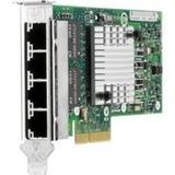 Hp Nc365t De 4 Puertos Ethernet Adaptador De Servidor 593722