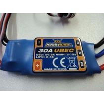 Speed Control Esc Hobby King 30a Com Bec De 3a - Lipo 2~4s