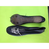 Zapatos Para Lanzador De Bala. Años 50s