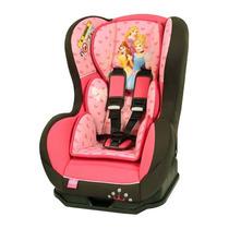 Cadeira Cadeirinha Bebe P/ Auto Cosmo Princesas Disney Rosa