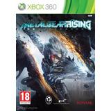 Juego Para Xbox 360 Metal Gear Rising Revengeance