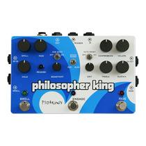 Pigtronix Philosopher King Pedal Boutique Guitar Dhl Gratis