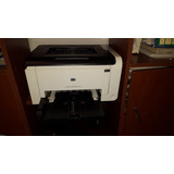 Impresora Laser Color Hp Cp1025nw + Tonners