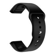 Pulseira Extra Silicone Borracha Para Smartwatch D20 D13 Y68