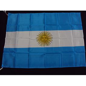 Banderas De Argentina De 60 X 90 Cm, Por Mayor Y Menor