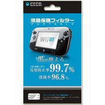 Mica Protectora De Pantalla Lcd Control Wii U Gamepad
