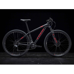 Bicicleta Trek Marlin 7 2018 Black Mate . Unica Disponible