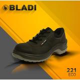 Calzado Seguridad Zapato Bladi 221 Eco Puntera De Acero Iram