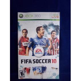 Video Juego Xbox 360 Fifa Soccer 10