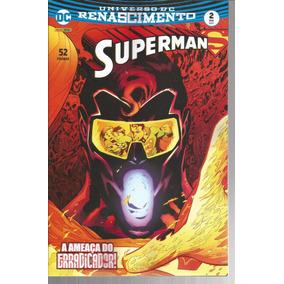 Superman 2 3ª Serie Renascimento Panini Bonellihq Cx438 L17