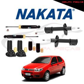 Kit 4 Amortecedor Nakata Diante/tras Palio 96 97 98 99 +kits
