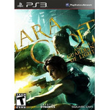 Lara Croft And The Guardian Of Light Digital Latino Ps3