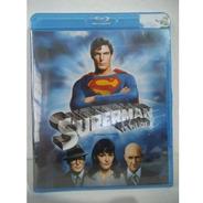 Superman La Pelicula Blu-ray