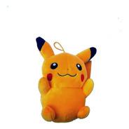 Peluche Pokemon Pikachu 18 Cm Combina + Envio Gratis