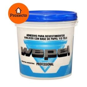 Wepel Adhesivo Professional Para Papel 1kg - Proxecto