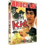 O Menino / The Kid / Bruce Lee / Dvd