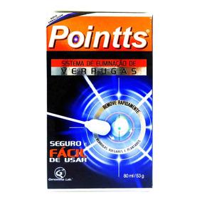 Pointts Eliminador De Verrugas 80ml