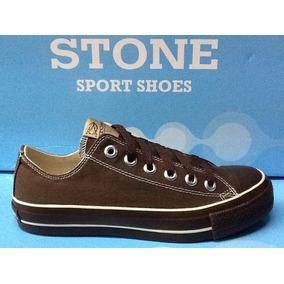 Zapatillas Stone Lona Promoción 39 Al 44 Local Microcentro