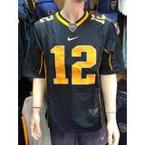 Camiseta Fútbol Americano Boca Jugador Número 12 Importada