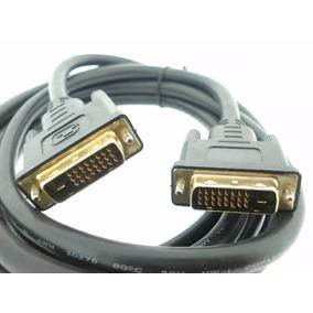 Cabo Dvi-d Monitor 144hz / 120hz / 100hz Dual Link 1,8 Metro