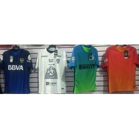 Uniformes Fútbol Playera Y Shorts Clon 15 Piezas