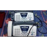2 Fax Marca Brother 575 Para Repuesto O Reparar $ 450