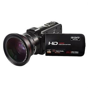 Ordro Hdv-z20 Hd Videocámara 1080p 16x Zoom Digital Cámara