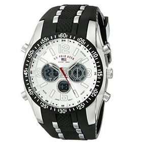 2e7b8a08485 Relogio Polo 9061 - Relógios De Pulso no Mercado Livre Brasil