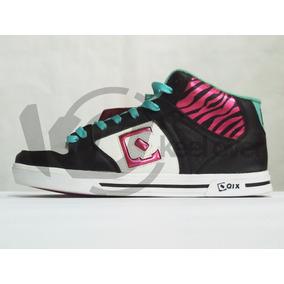 Zapatilla Bota Qix New Urban Pink Mujer E/ Todo El Pais