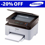 Fotocopiadora Laser Samsung A4 + 1 Toner Extra De 1800pg C/u