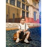 Quadro Pintura Óleo Sobre Tela Retrato 40x50cm