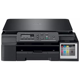 Impresora Multifuncion Brother Dcp-t500w Inkjet